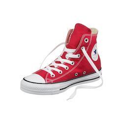 Converse Sneaker Chuck Taylor All Star Hi rot Sommerschuhe