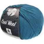 Cool Wool Merino von Lana Grossa, Petrol