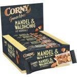 Corny Müsliriegel Ganze Nuss, Mandel und Waldhonig, mit Meersalz, je 40g, 15 Riegel