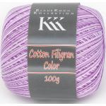 Cotton Filigran Color von KKK, Flieder-Color