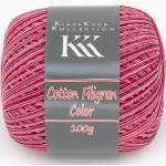 Cotton Filigran Color von KKK, Rot-Color