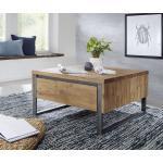 Main Möbel Tische aus Massivholz Breite 50-100cm, Höhe 0-50cm, Tiefe 50-100cm