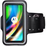 CoverKingz Handyhülle »Motorola Moto G9 Plus Sport Armband Handy Tasche Fitness Jogging Lauf Hülle« Motorola Moto G9 Plus