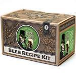 Craft a Brew Zutaten: 1 Gallone Bone Dry Irish Stout Rezept-Set - Machen Sie Ihr eigenes Bier mit Heimbrauen