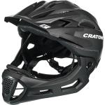 Cratoni C-Maniac Freeride Helm schwarz M/L | 54-58cm 2020 Fahrradhelme