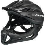Cratoni C-Maniac Freeride Helm schwarz S/M | 52-56cm 2020 Fahrradhelme