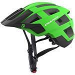 Cratoni Unisex– Erwachsene AllSet (MTB) Fahrradhelm, Neongrün, One Size