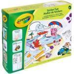 Crayola Kreativ-Sets Sticker-Spaß