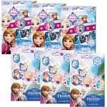 Craze 54988 - Mini Slap Snap und Charmbands, Disney Frozen, je 3 Foilbags, sortiert