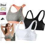 Crivit Sports Damen Sport BH Unterwäsche Training Workout Medium Level FitnesR29