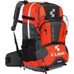 Cube Rucksack AMS 30+5 black n flashred