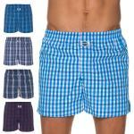 D.E.A.L International 5-er Set Boxershorts Karo-Mix