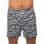 D.E.A.L International Boxershorts Schwarz & Weiß mit Panda Motiv