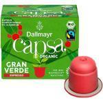 Dallmayr Capsa Bio Gran Verde Espresso 56 g