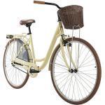 Damenfahrrad Cityrad Zeeland 28 Zoll Cityräder, Rahmenhöhe: beige