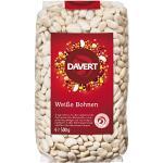 Davert Bio Weiße Bohnen 500g (1 x 500 gr)