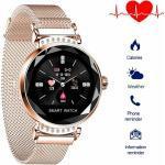 DE Fitness Armband Uhr Smartwatch Pulsmesser Wasserdicht für Damen Herren DE