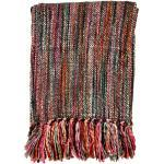 Decke Tye Dye Rust Bordo (Bunt, 170 x 130 cm, 100 % Polyacryl)