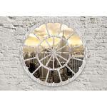 decomonkey Fototapete New York Stadt City 300x210 cm XXL Design Tapete Fototapeten Tapeten Wandtapete moderne Wand Schlafzimmer Wohnzimmer Wand Fenster