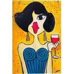 Decopanel (Vera Colourful Lady, B x H: 60 x 90 cm)