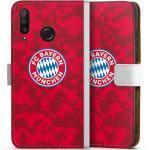 Weiße DeinDesign FC Bayern Herrentaschen mit Muster
