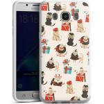 Weiße DeinDesign Herrentaschen 2016 mit Weihnachts-Motiv zu Weihnachten