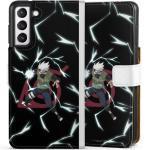 DeinDesign Handyhülle »Kakashi Raikiri« Samsung Galaxy S21 5G, Hülle Kakashi Naruto Shippuden Offizielles Lizenzprodukt, weiß, weiß