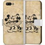 DeinDesign Handyhülle »Minnie&Mickey« Huawei Honor 10, Hülle Mickey Mouse Minnie Mouse Vintage
