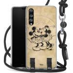 DeinDesign Handyhülle »Minnie&Mickey« Huawei P20 Pro, Hülle Mickey Mouse Minnie Mouse Vintage