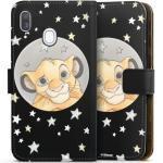 DeinDesign Handyhülle »Simba ohne Hintergrund« Samsung Galaxy A40, Hülle Simba Disney König der Löwen, schwarz, schwarz