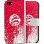 Weiße DeinDesign FC Bayern Herrentaschen