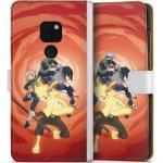 DeinDesign Handyhülle »Team 7« Huawei Mate 20, Hülle Naruto Shippuden Sasuke Sakura, weiß, weiß