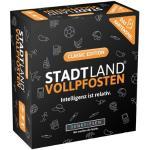 Denkriesen Sl3001 Stadt Land Vollpfosten® - Das Kartenspiel - Classic Edition