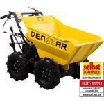 DENQBAR Mini Dumper mit Allradantrieb und 300 kg Nutzlast DQ-0289