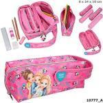 DEPESCHE 10777 TOPModel 4in1 Schlamper gefüllt Panda pink