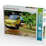 Der britische Kombi Ford Squire in Kuba 1000 Teile Puzzle quer [4064076357051]