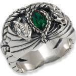 Der Herr der Ringe Fingerring »Barahir - Aragorns Ring, 10004057«, Made in Germany, grün