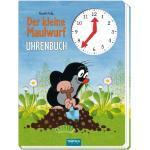 Der kleine Maulwurf Uhrenbuch als Buch von Zdenek Miler