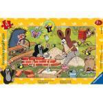 Der kleine Maulwurf und seine Freunde (Kinderpuzzle)