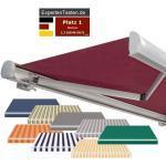 Der Testsieger: Die Atri Lux Melbourne Kassettenmarkise Vollkassettenmarkise in verschiedenen Maßen und Farben