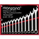Deuba 12tlg. Schraubenschlüsselset Werkzeugstahl 6-22mm (20,99 € pro 1 stk.)