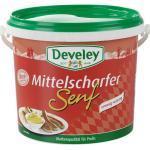 """Develey Mittelscharfer Senf Eimer = 5 kg"""