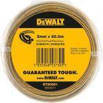 DeWALT Trimmer-Faden 68,6 m / 2,0 mm - DT20651-QZ