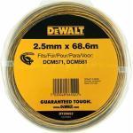DeWALT Trimmer-Faden 68,6 m / 2,5 mm - DT20652-QZ