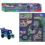 DICKIE TOYS PJ Masks Playmat Spieleteppich, Mehrfarbig