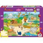 Die Sendung mit der Maus, Im Zoo (Kinderpuzzle)
