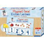 DIE SPIEGELBURG 16946 Magnetspiel Erstes Lernen Die Lieben Sieben