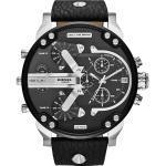 Diesel Diesel Herren-Uhren Analog Quarz One Size Leder 86523639