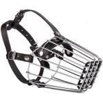 Dingo Maulkorb aus Metall für weibliche Boxer Hunde Nr 4 (Rabatt für Stammkunden 3%)