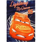 "Disney Cars Kinderbettdecke, »Kinder Kuscheldecke ""Lightning McQueen 95"" - Fleece, 90 x 120 cm, navy«"